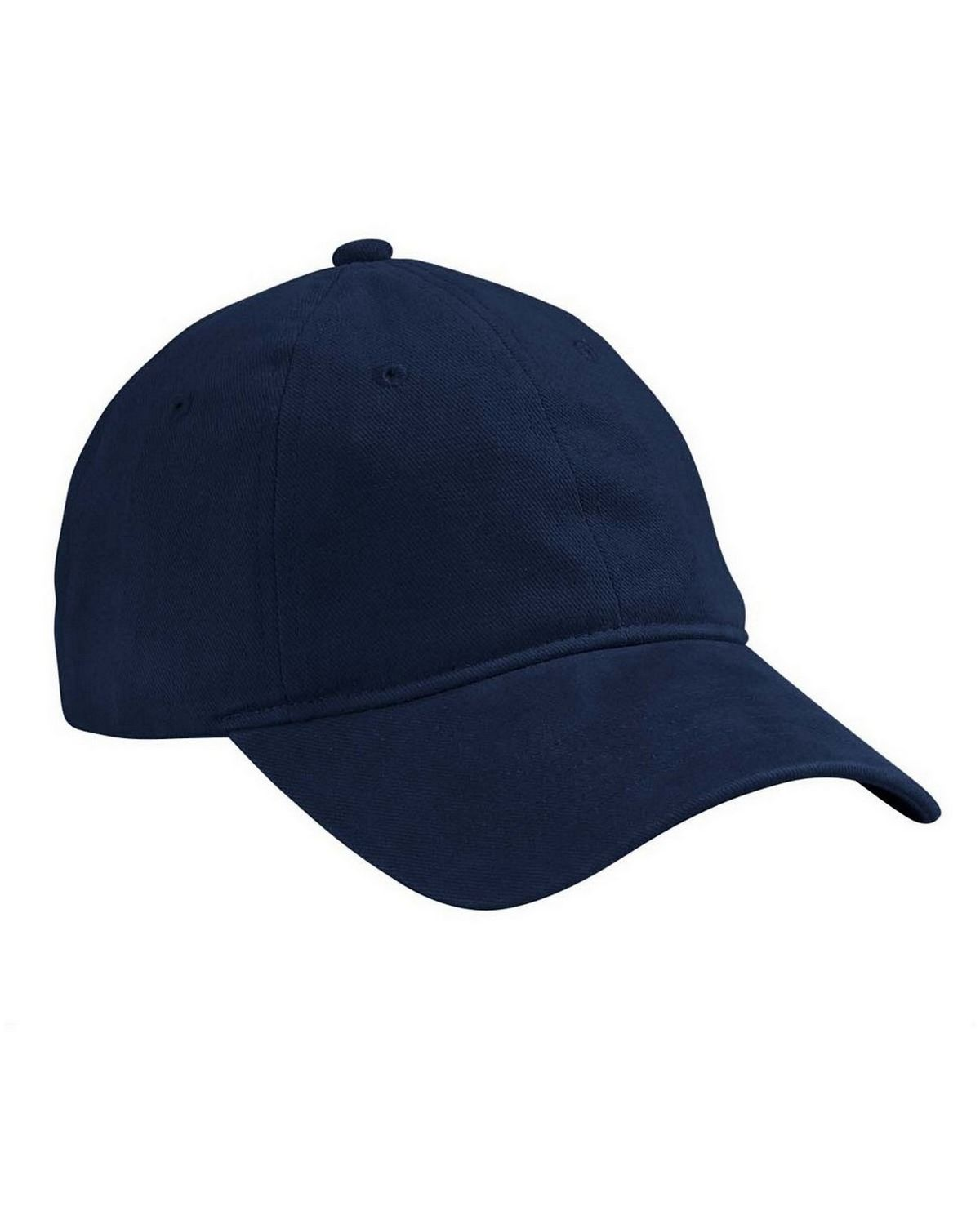 Big Accessories BA511 Heavy Brushed Twill Unstructured Unisex Cap