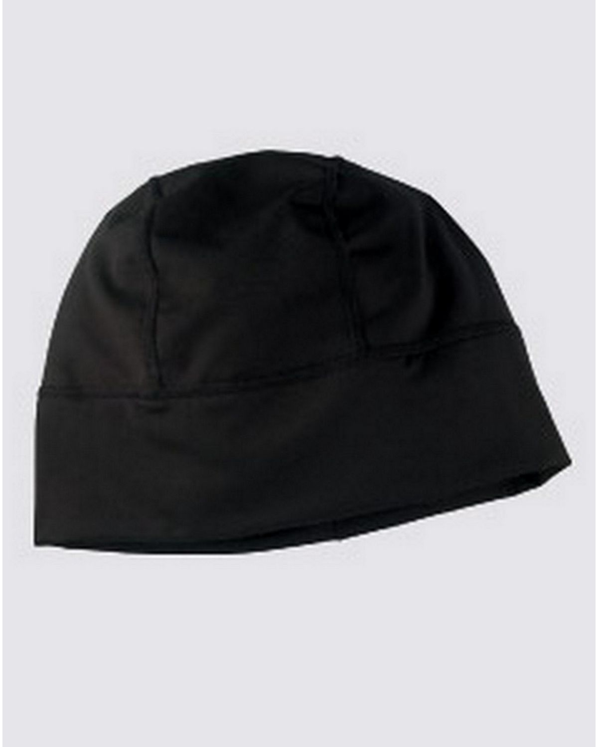 Big Accessories BA513 Performance Beanie - Black - One Size BA513
