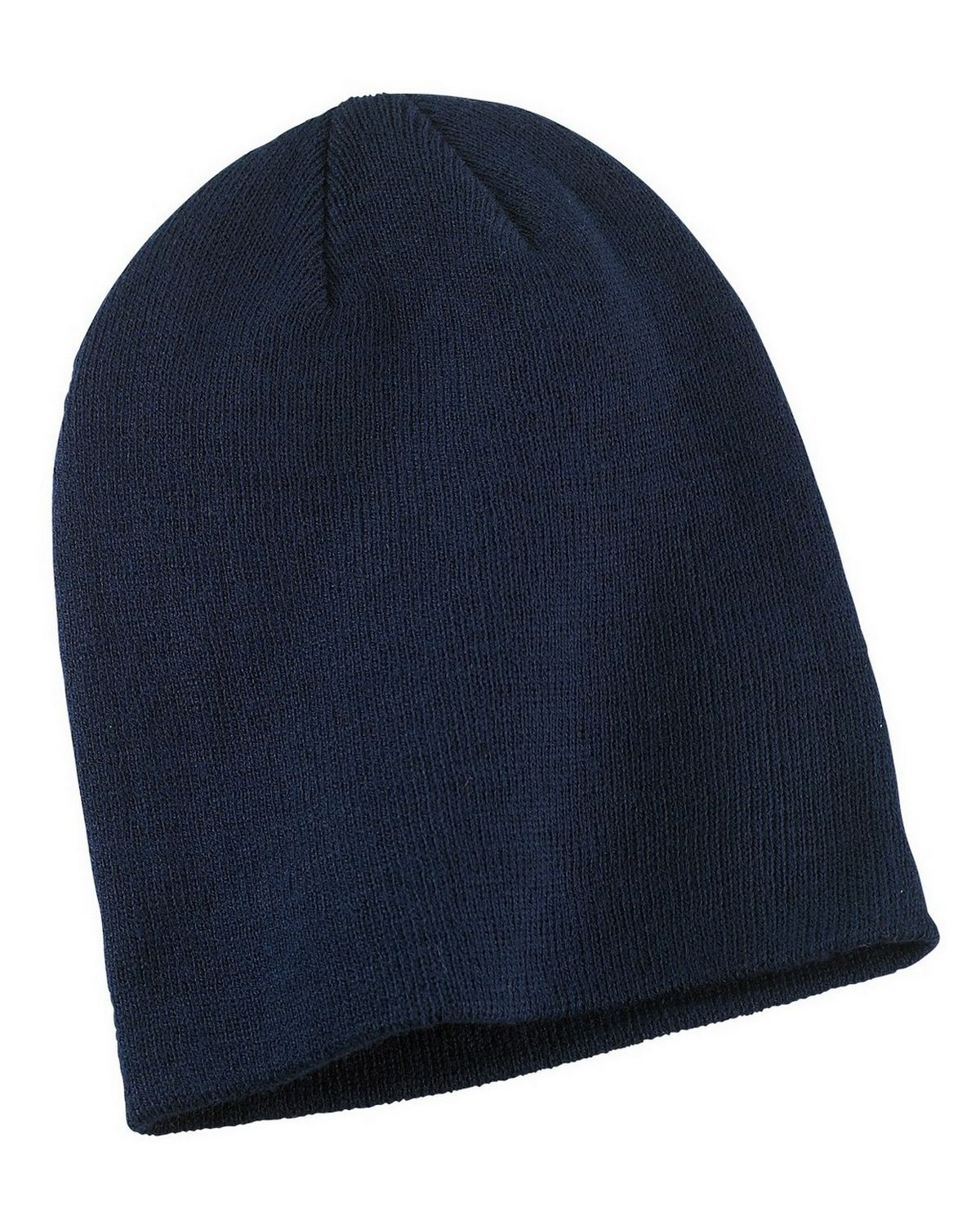 Big Accessories BA519 Slouch Beanie - Royal - One Size BA519