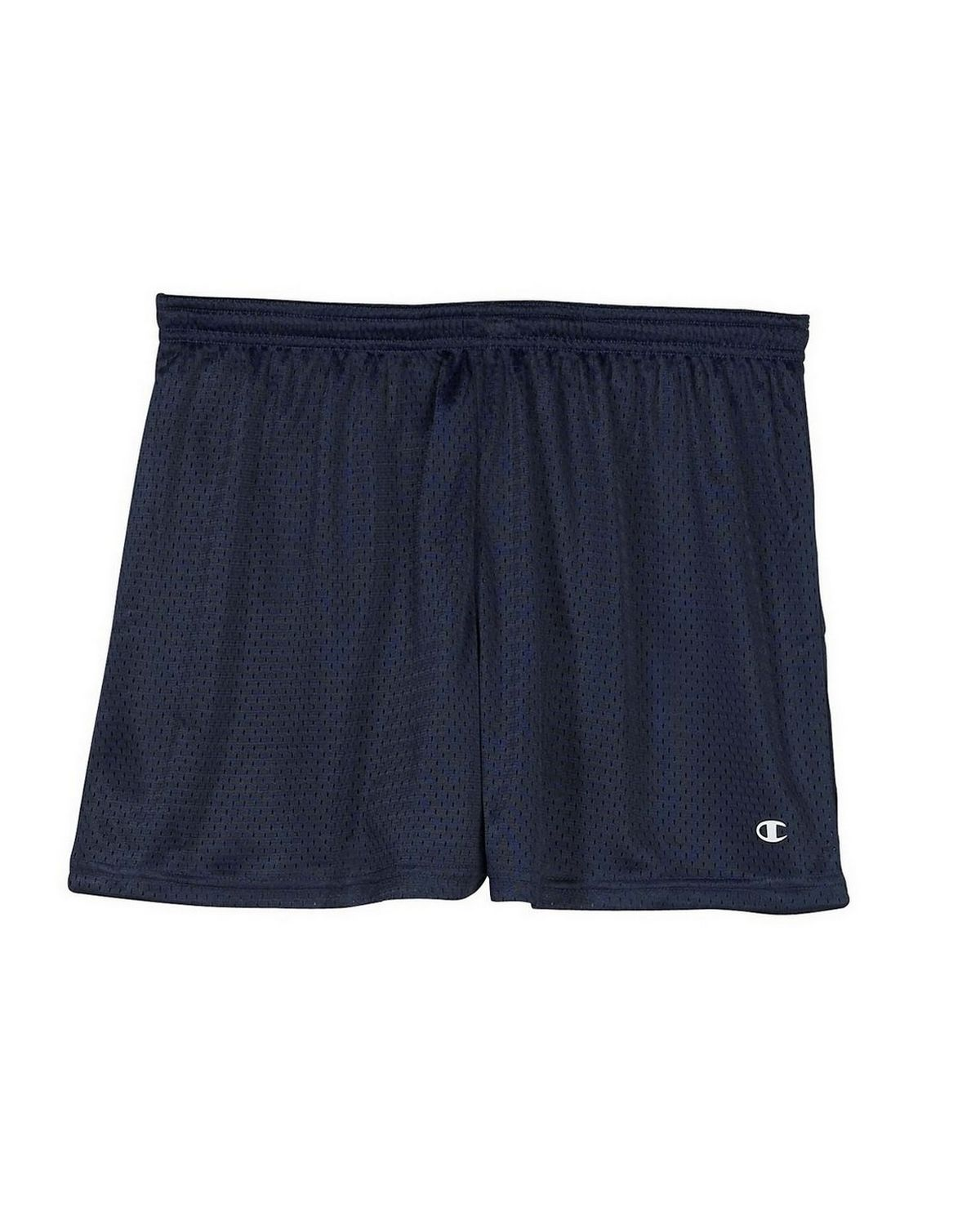 Champion 3393 Active Mesh Shorts - Navy - M 3393