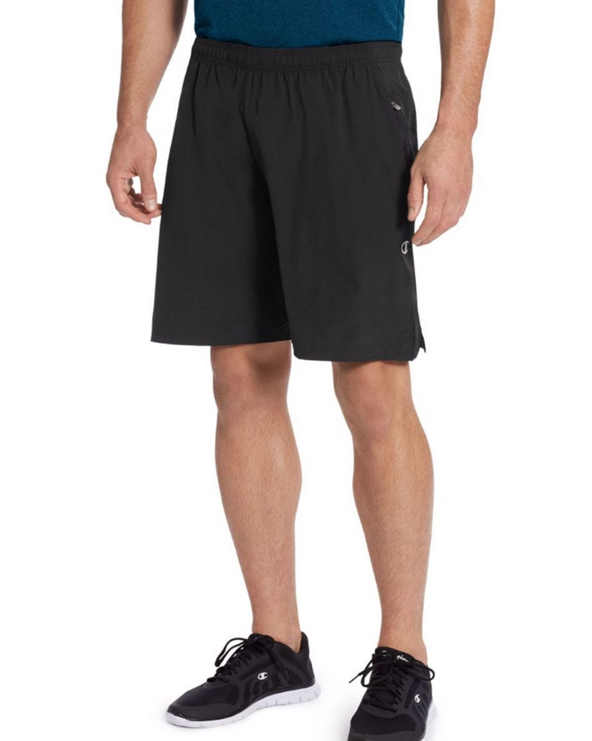 Champion 80046 365 Shorts - Black - L 80046