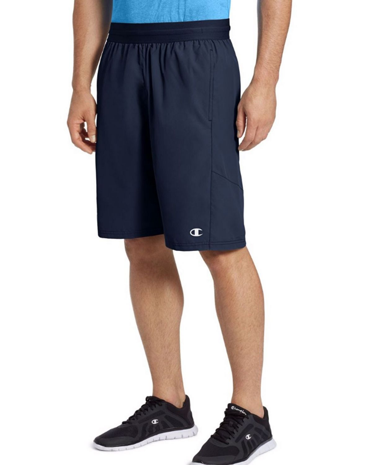Champion 80073 Mens 2.0 Shorts - Navy - S 80073