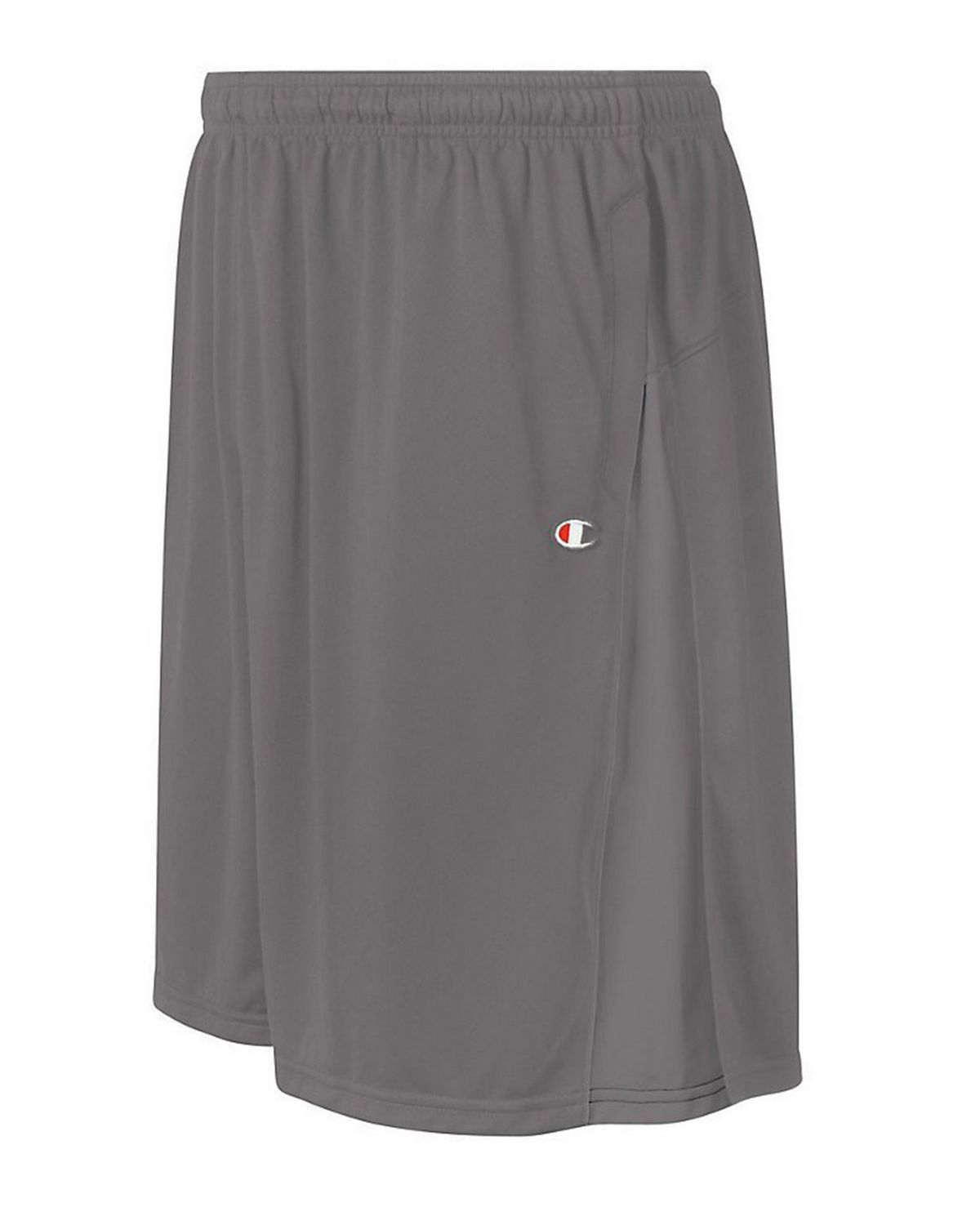 Champion 8508 Mens Double Dry Short - Stone Grey - L 8508