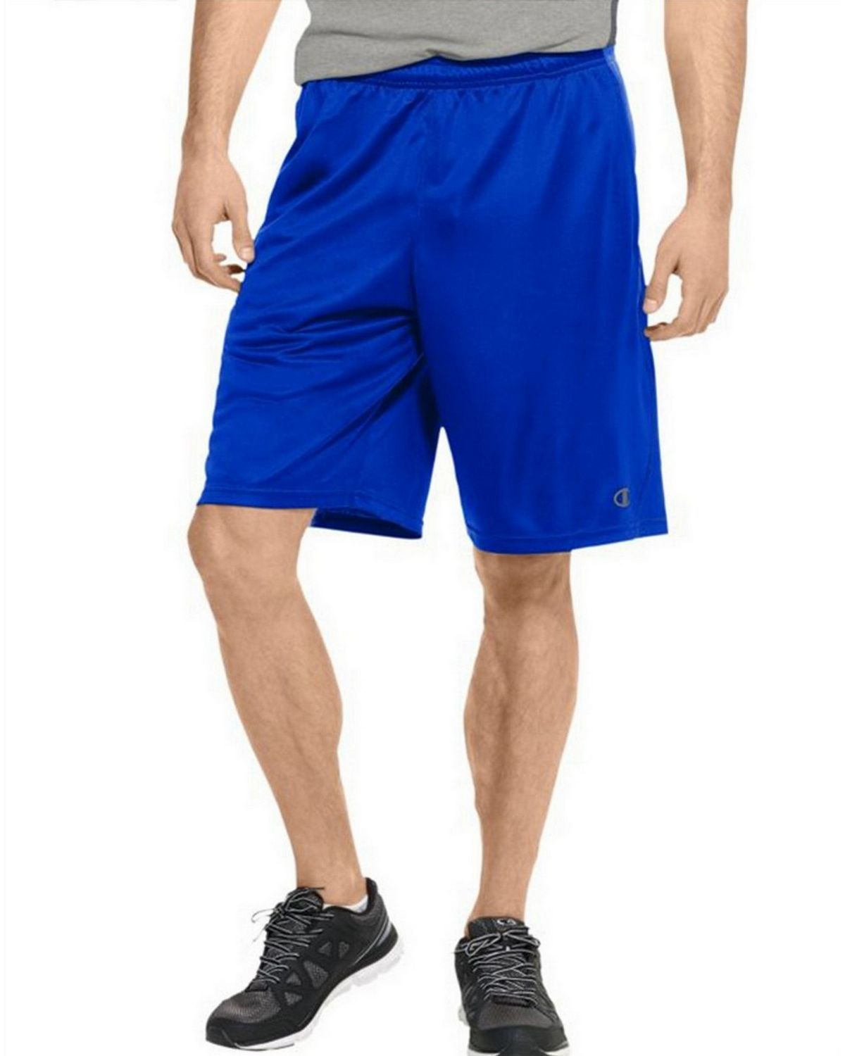 Champion 86703 Vapor PowerTrain Knit Shorts - Awesome Blue - S 86703