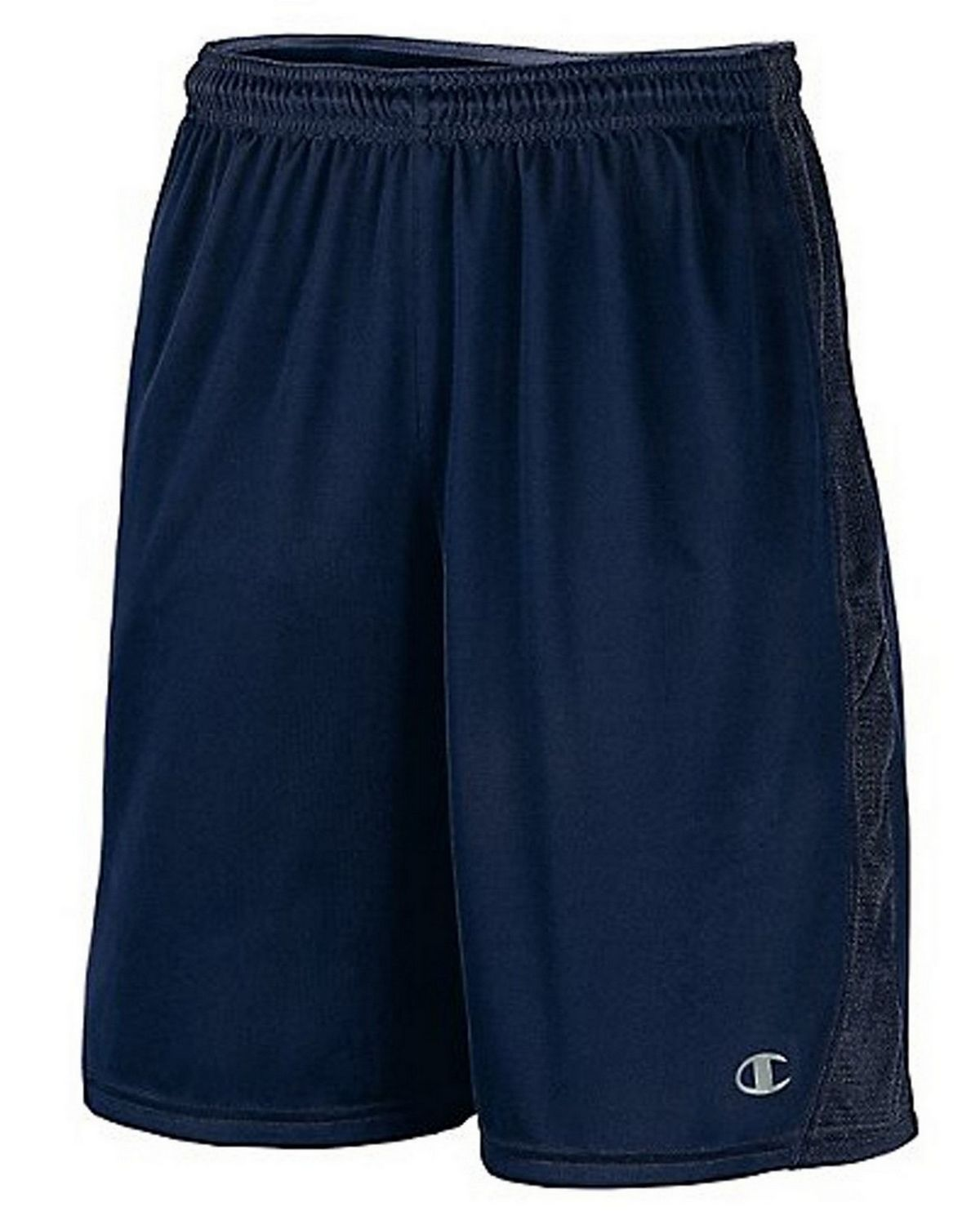 Champion 86703 Vapor PowerTrain Knit Shorts - Navy - XXL 86703
