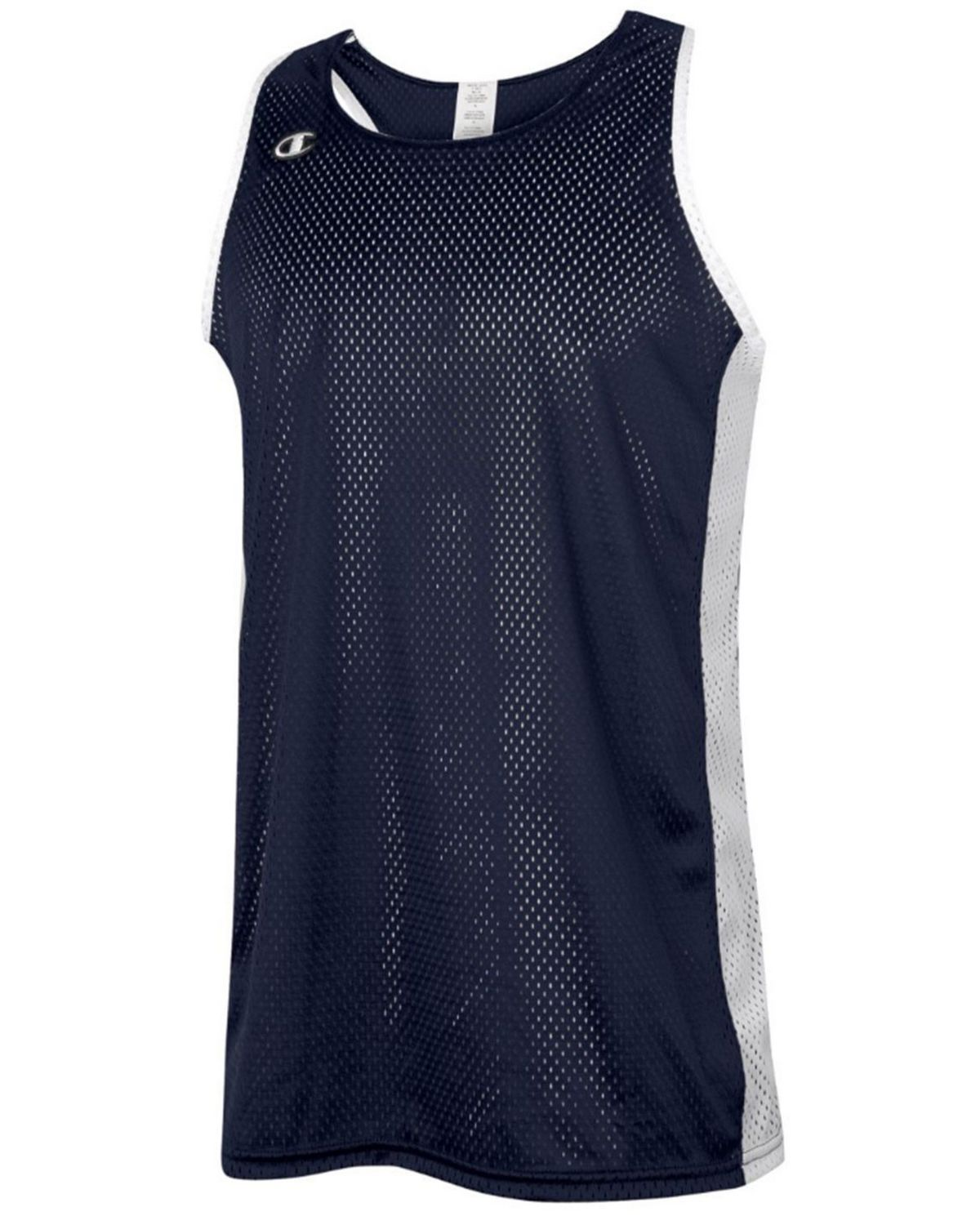 Champion B003 Womens Bb Tank - Navy/White - XS B003