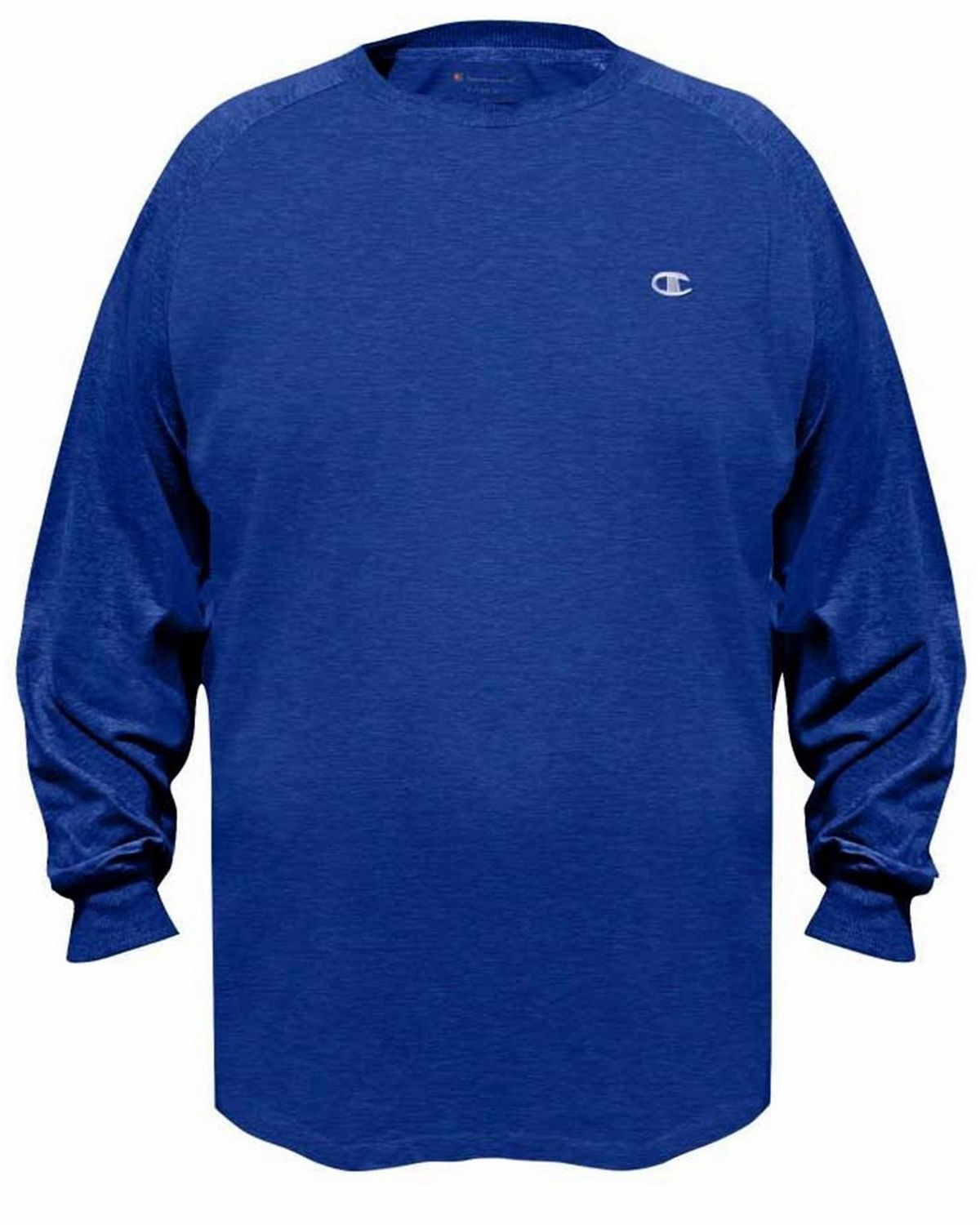 7b45e014c Buy Champion Ch316 Vapor Big & Tall Jersey Long-Sleeve Tee