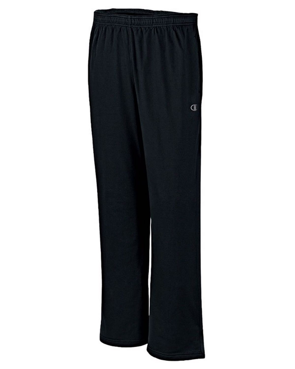 Champion Mens Big /& Tall Performance Open Bottom Pant