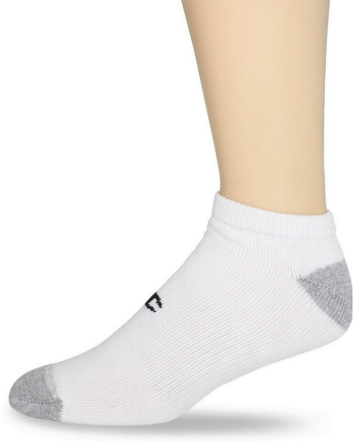 Champion CH603 Mens Performance Low Cut Sock (Pack of 6)