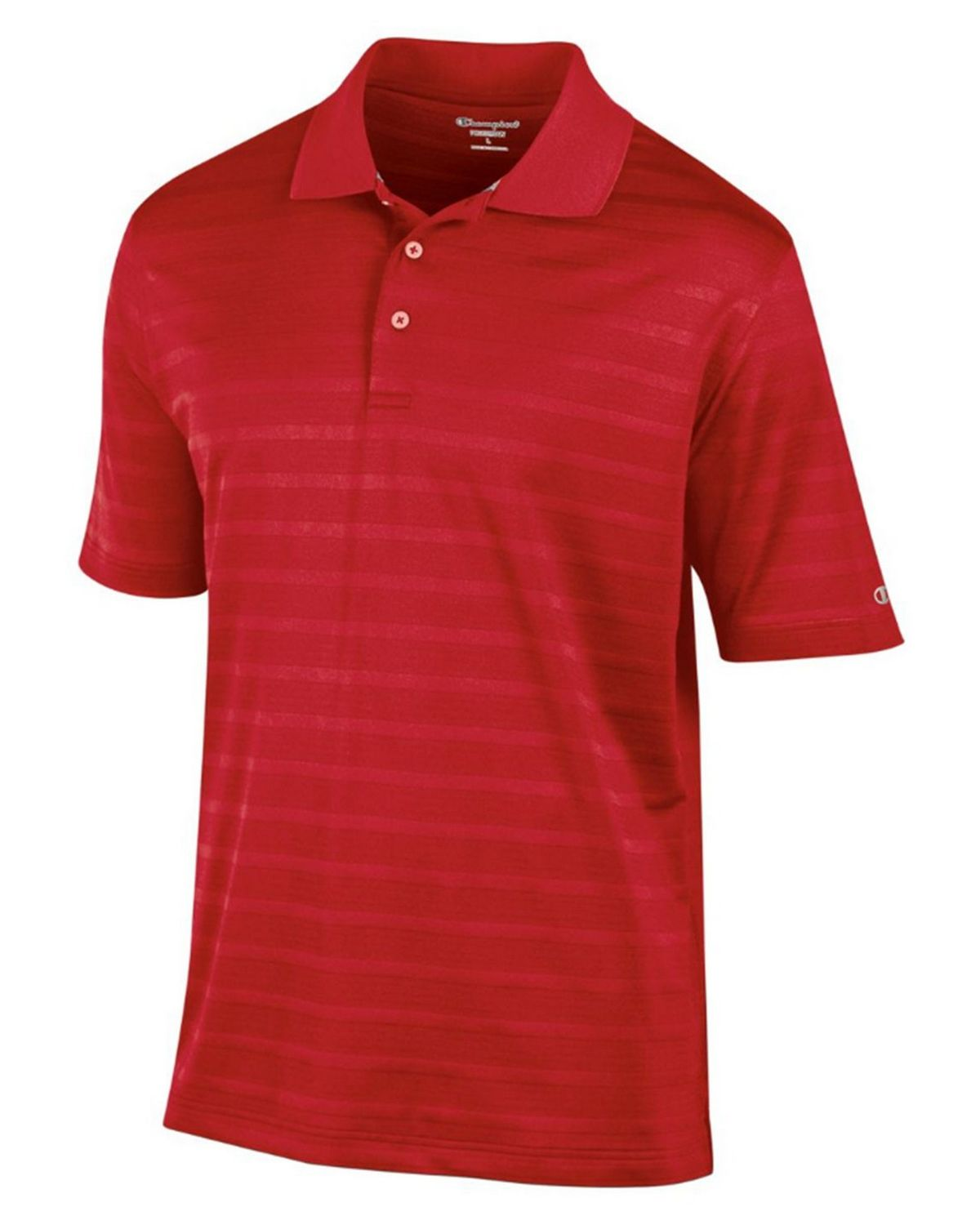 Champion G3012 Mens Polo Shirt - Scarlet - XL G3012