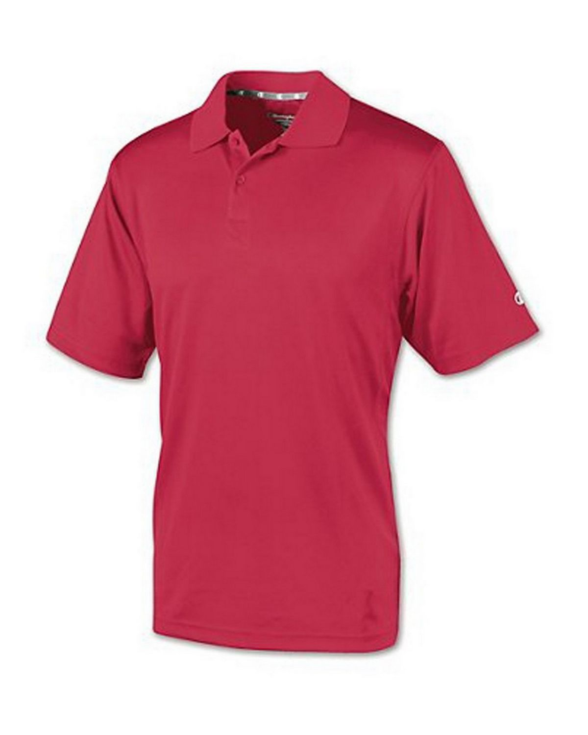 Champion H131 Double Dry Ultimate Polo - Scarlet - XL H131