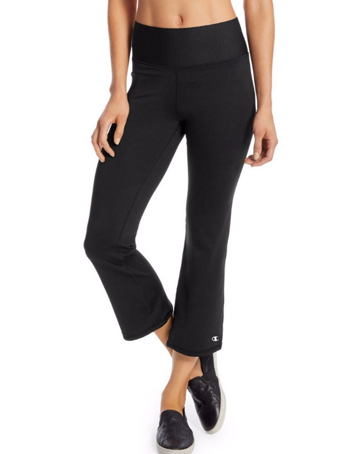 Champion M31617 Women Flare Pants - Black - S M31617