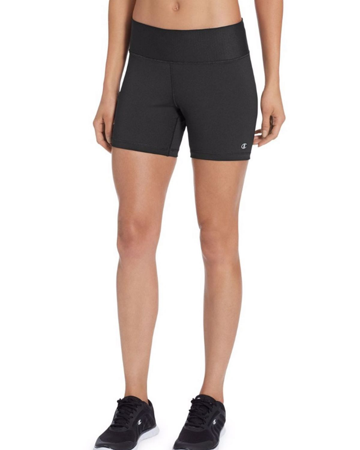 Champion M50240 Womens Shorts - Black - XS M50240
