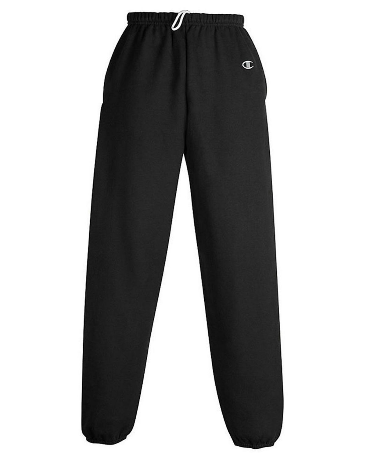 Champion P210 Cotton Max Fleece Pant - Black - XL P210