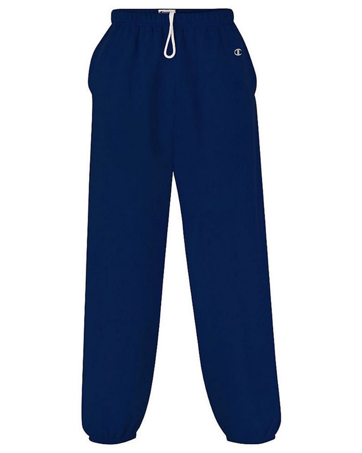 Champion P210 Cotton Max Fleece Pant - Team Navy - XS P210