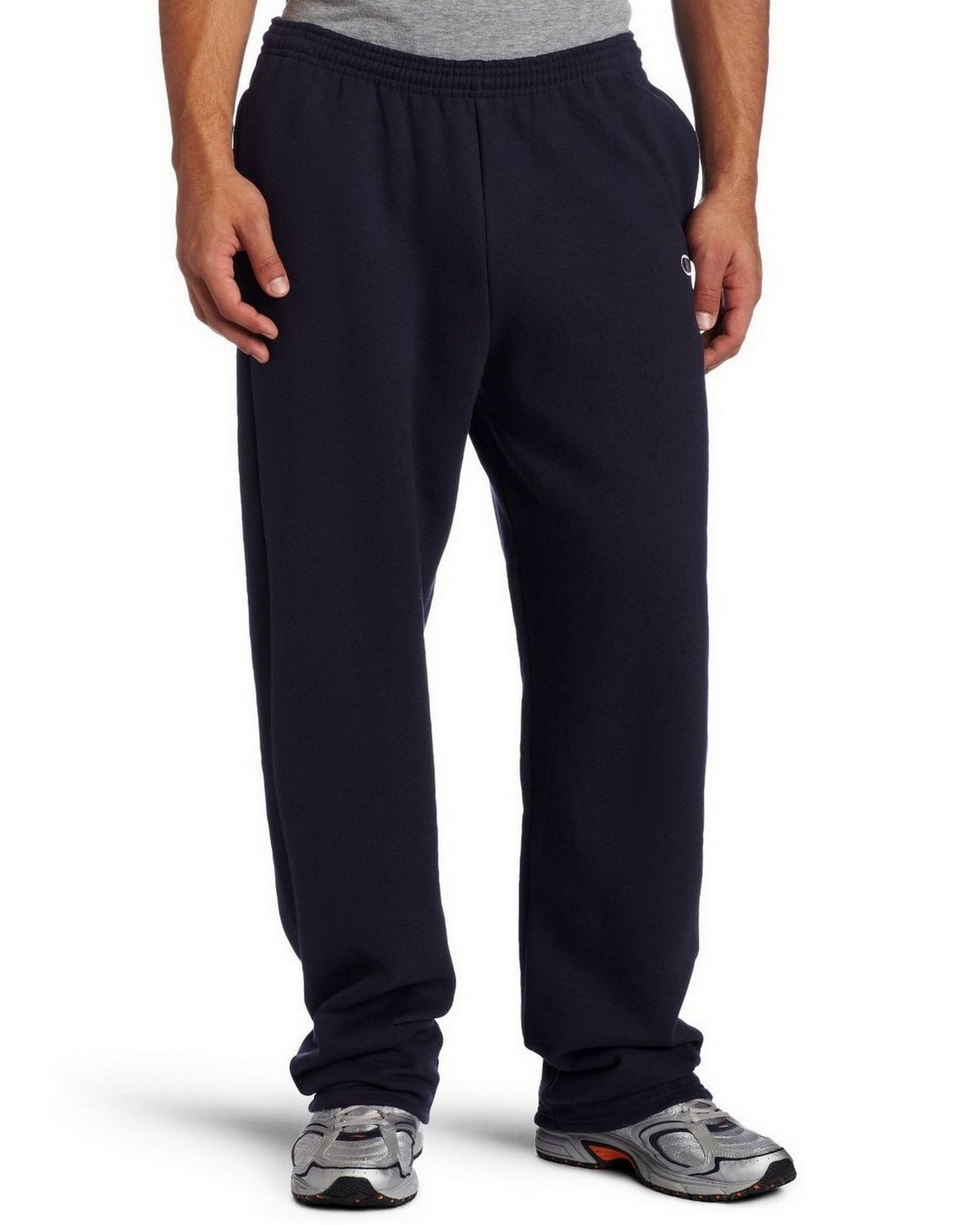 Champion P2469 Eco Open Bottom Pant - Navy - S P2469