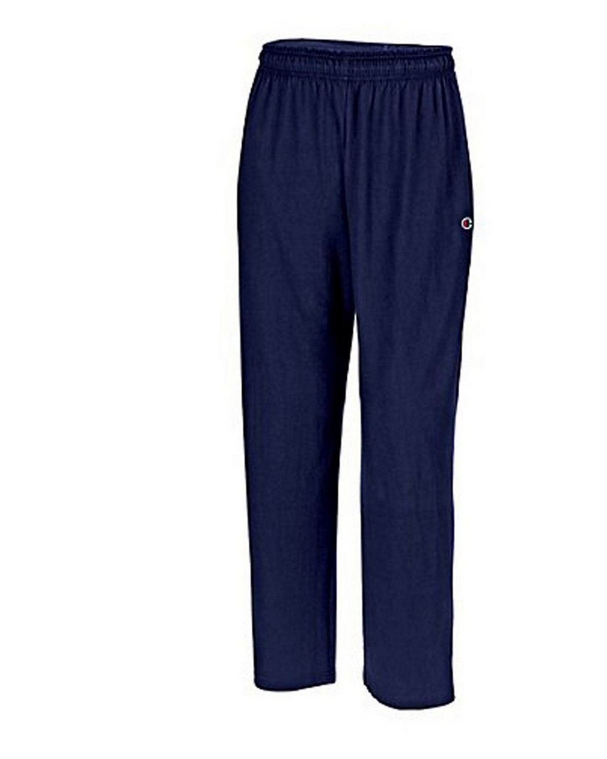 Champion P7309 Authentic Mens Open Bottom Jersey Pants - Oxford Grey - XXL P7309