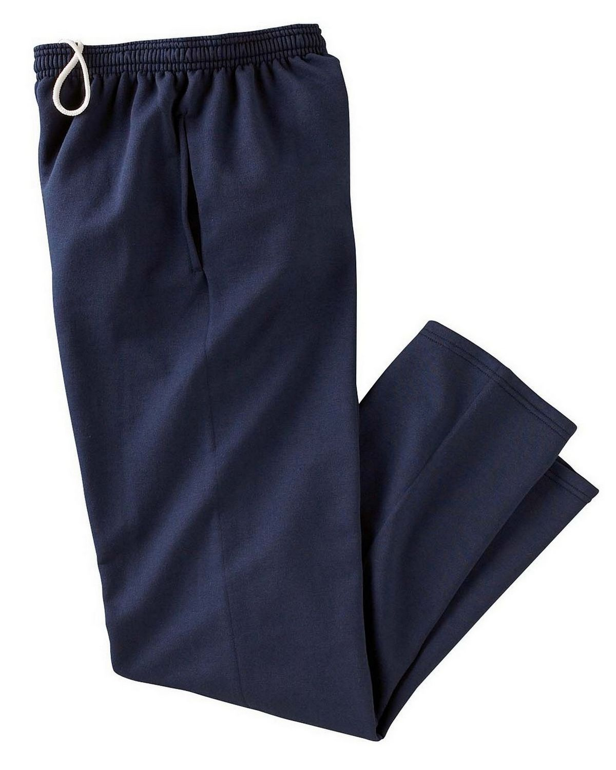 Champion P800 EcoSmart Open-Bottom Pants - Navy - S P800