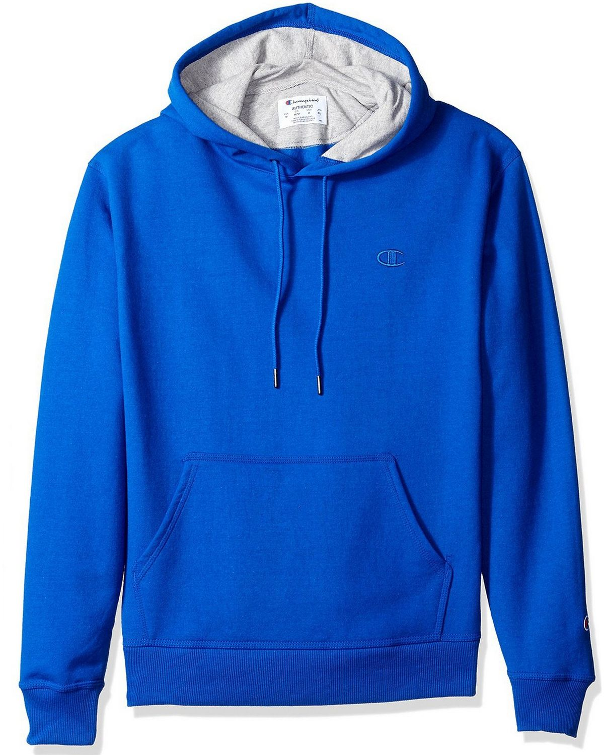 Champion S0889 Mens Fleece Pullover Hoodie - Surf The Web - XL S0889