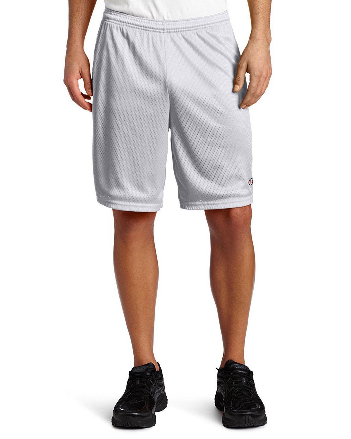 Champion S162 Adult Mesh Short - Black - 2X S162
