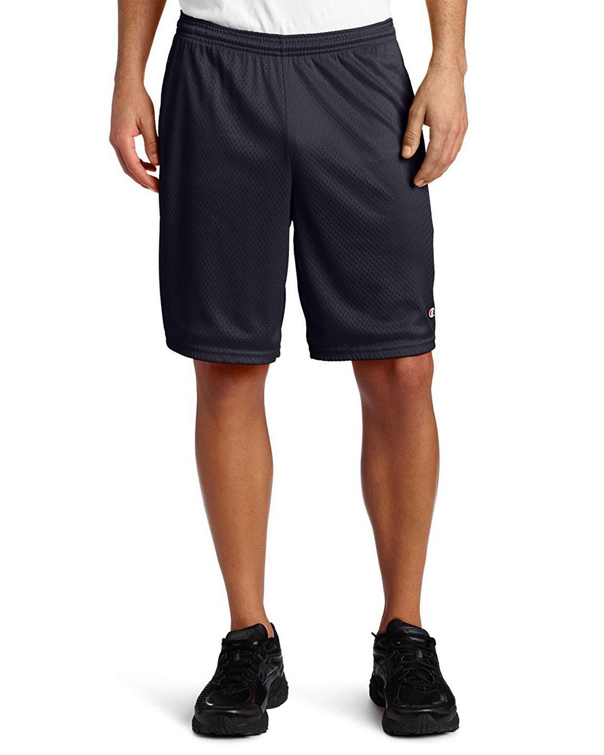Champion S162 Adult Mesh Short - Navy - M S162