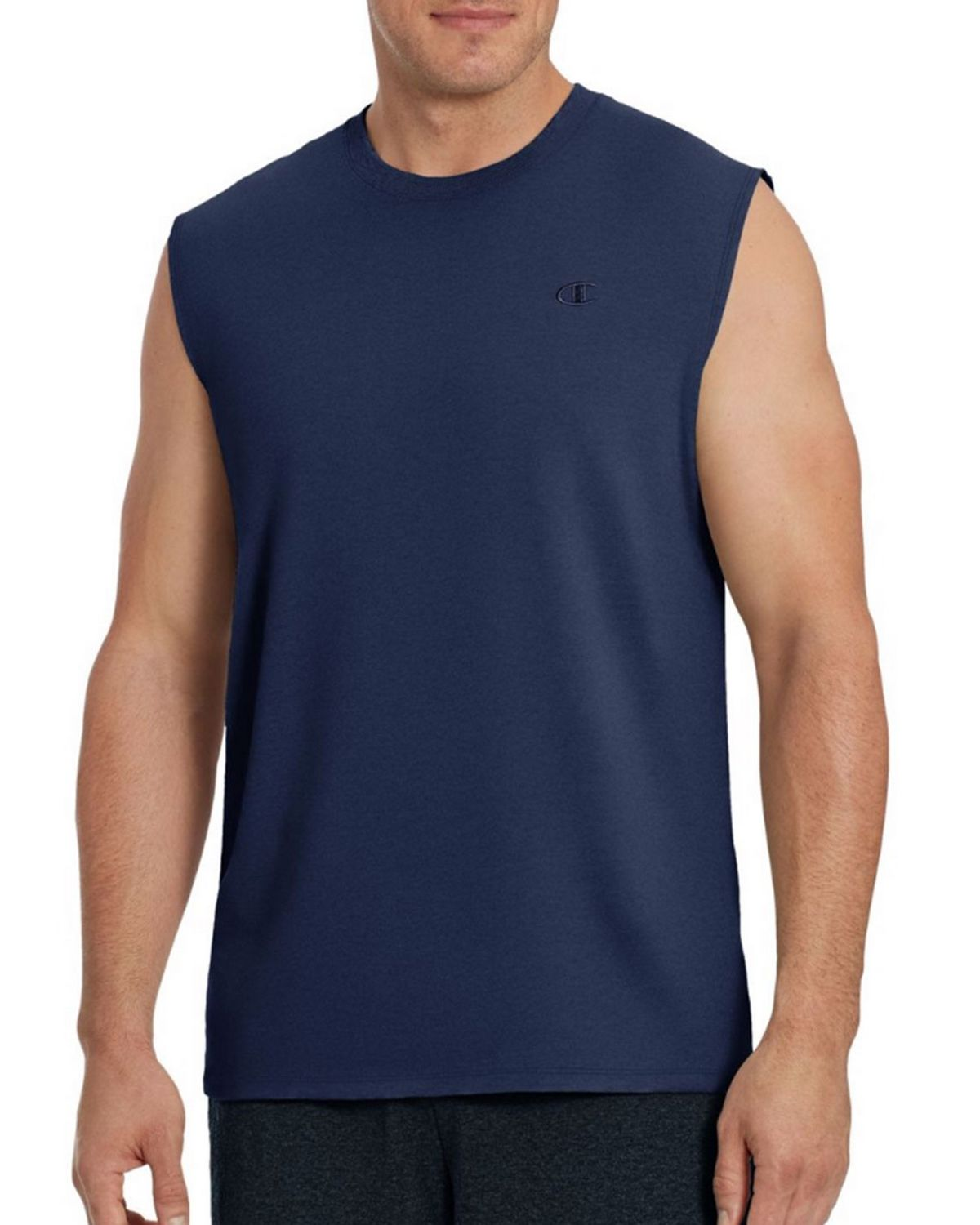 Champion T0222 Mens Muscle Tee - Surf The Web - M T0222