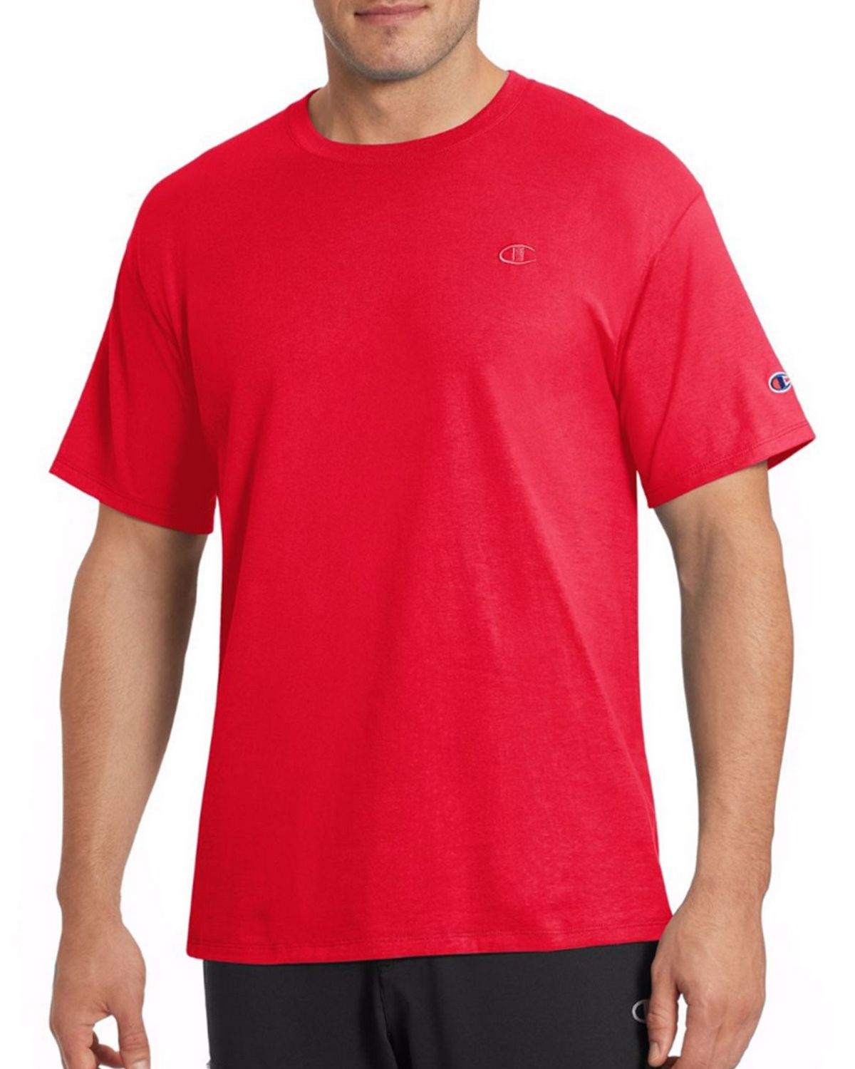 Champion T0223 Mens Jersey Tee - Surf The Web - XL T0223