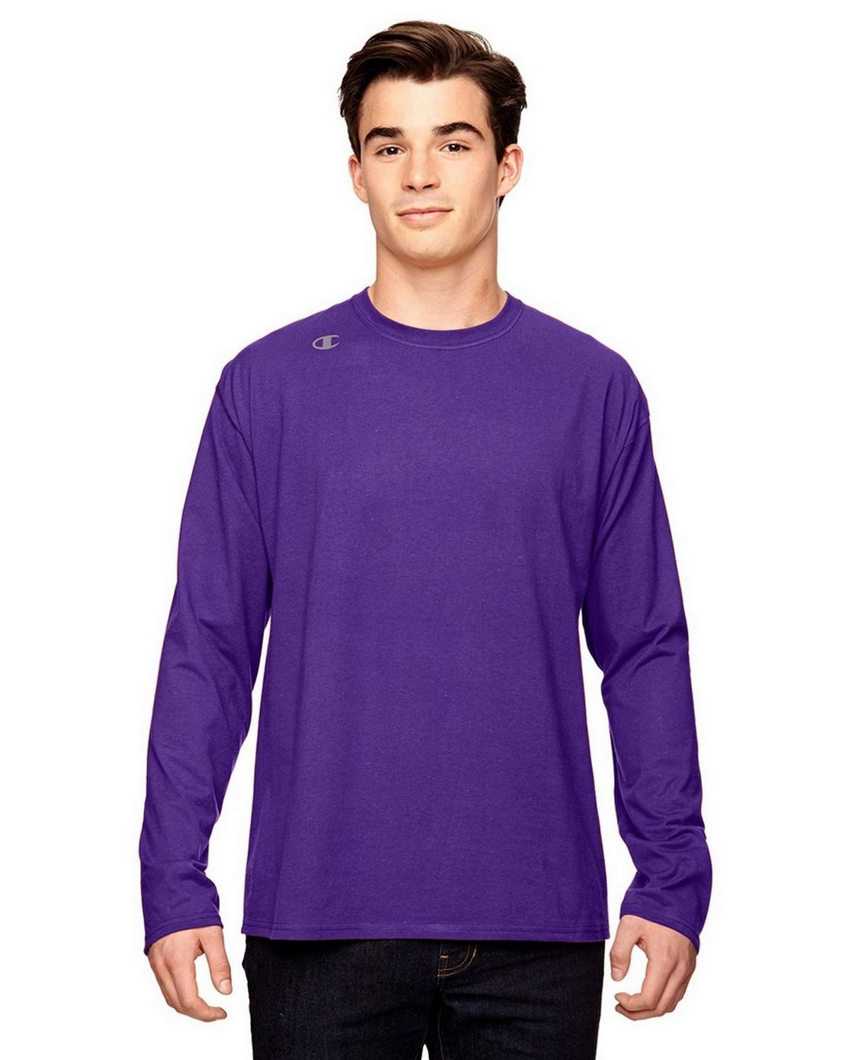 Champion T390 Vapor T-Shirt - Sport Purple - XL T390