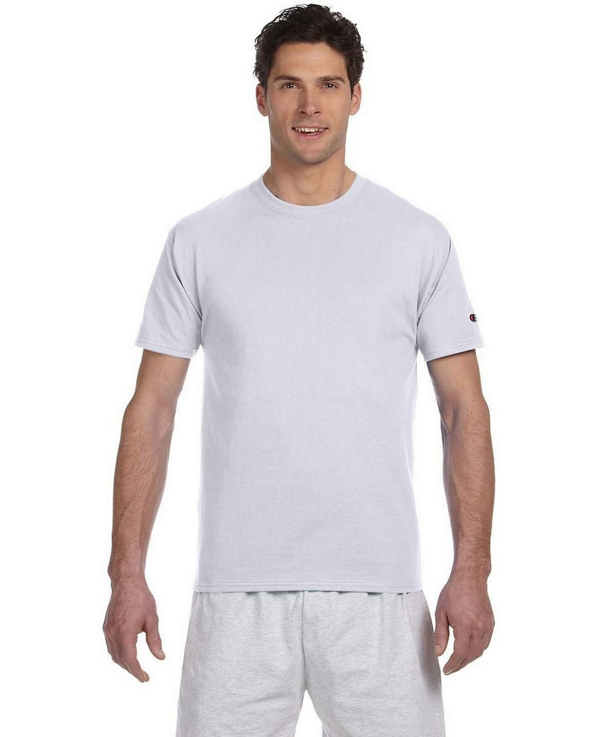 db4273290089e Buy Champion T525C Cotton Tagless Short Sleeve T-Shirt - Men's