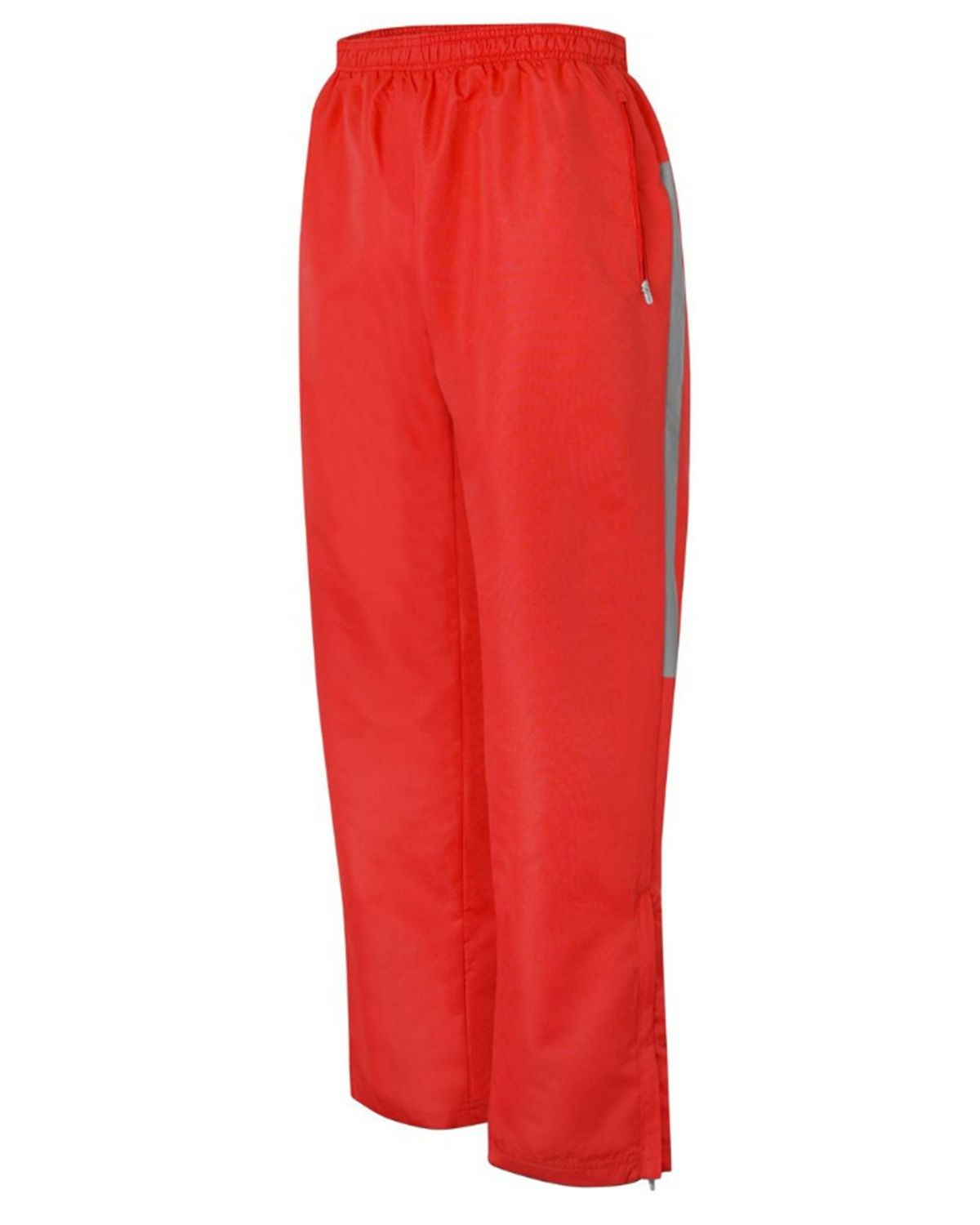 Champion V071 Mens Pant - Scarlet/Dark Platinum Gray - XL V071