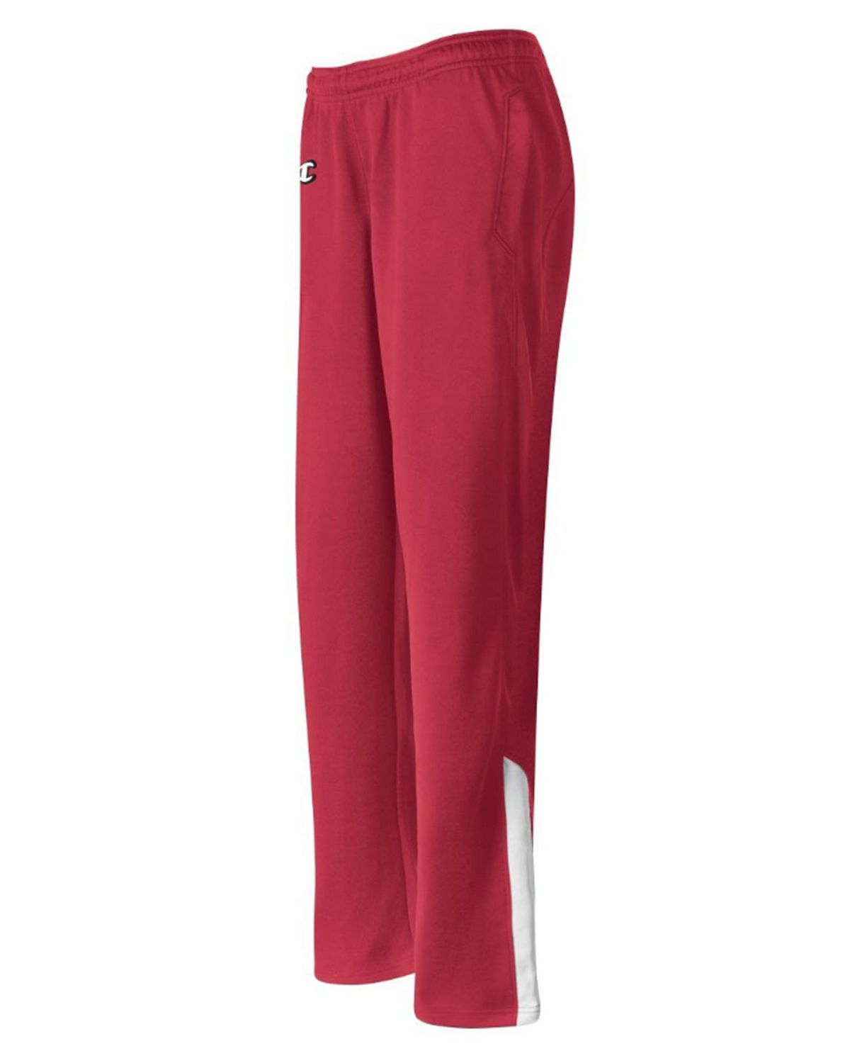 Champion V363 Womens Knit Pant - Scarlet/White - XS V363