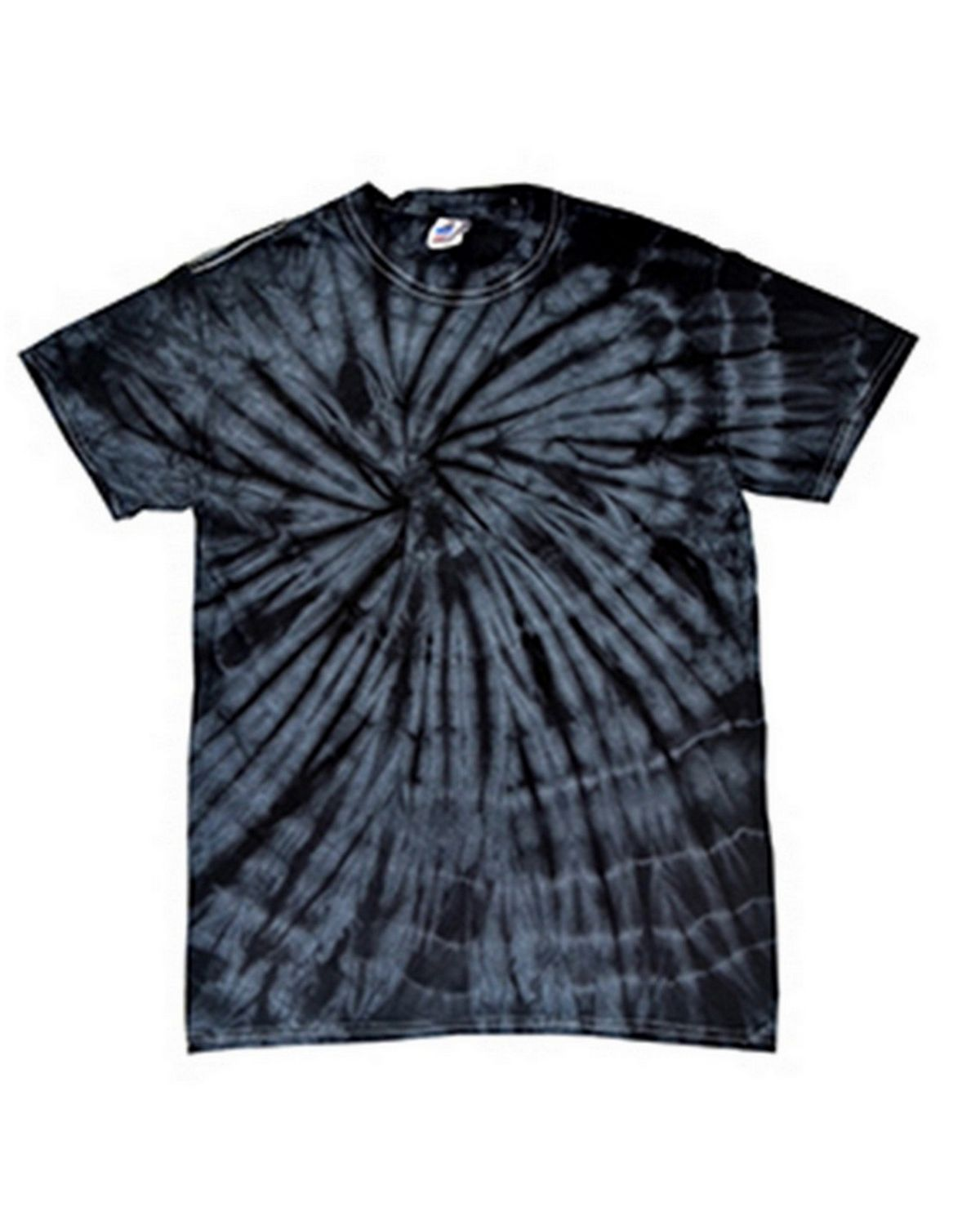 Colortone T1000 Spider Adult Tee - Black - 3X T1000
