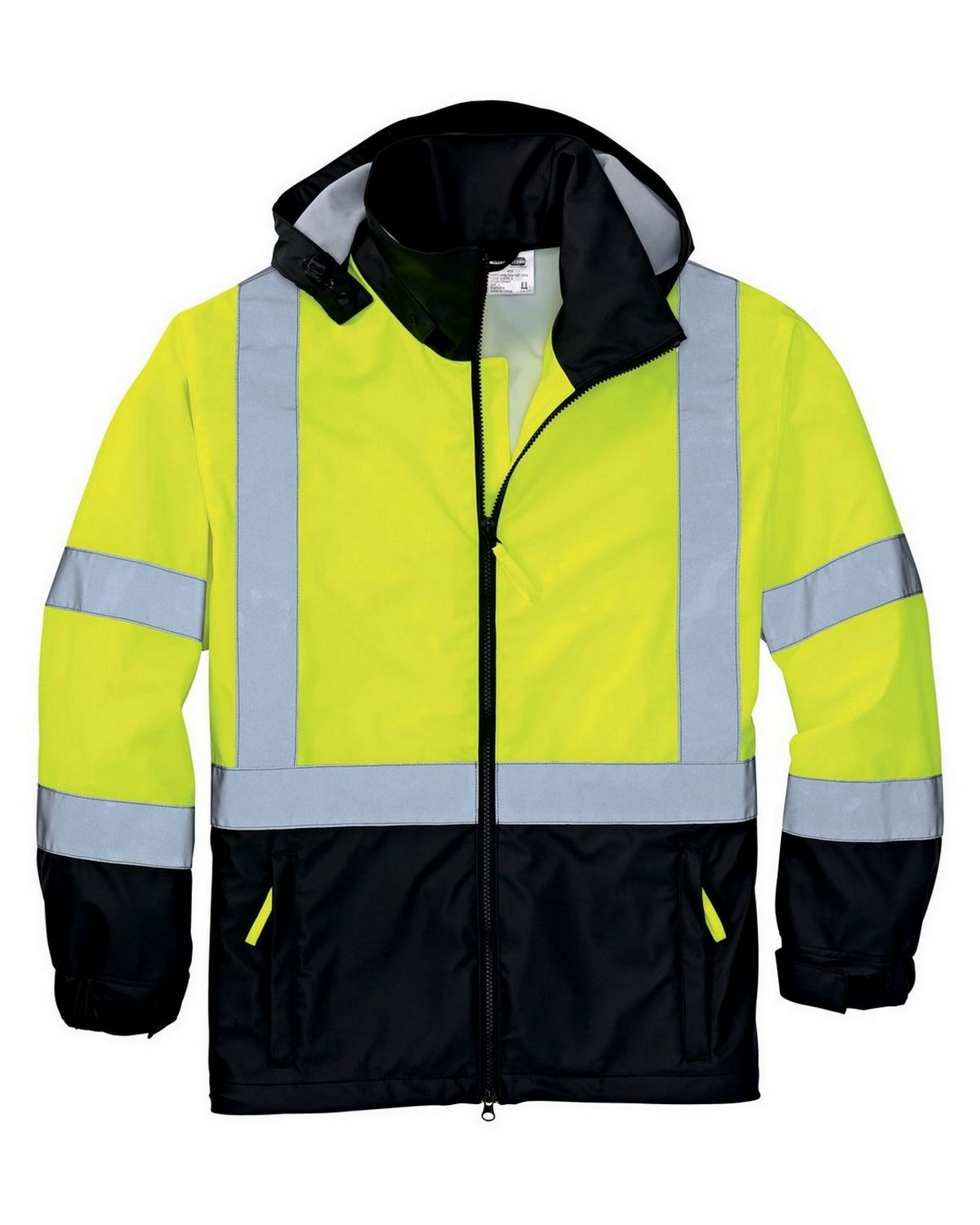 Buy Cornerstone Csj25 Ansi Class 3 Safety Windbreaker