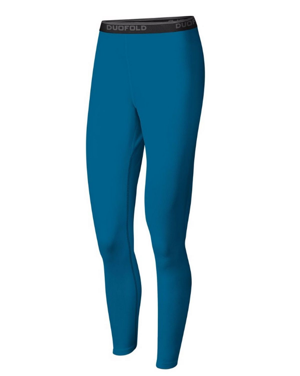 Duofold KDC4 Womens Ankle Length Pant - Underwater Blue - S KDC4
