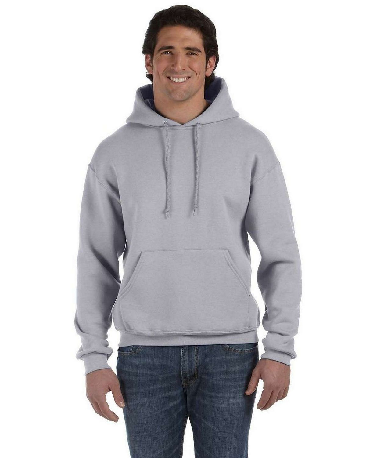 Fruit of the Loom 82130 Super Heavyweight 70/30 Hood - Athletic Heather - L 82130