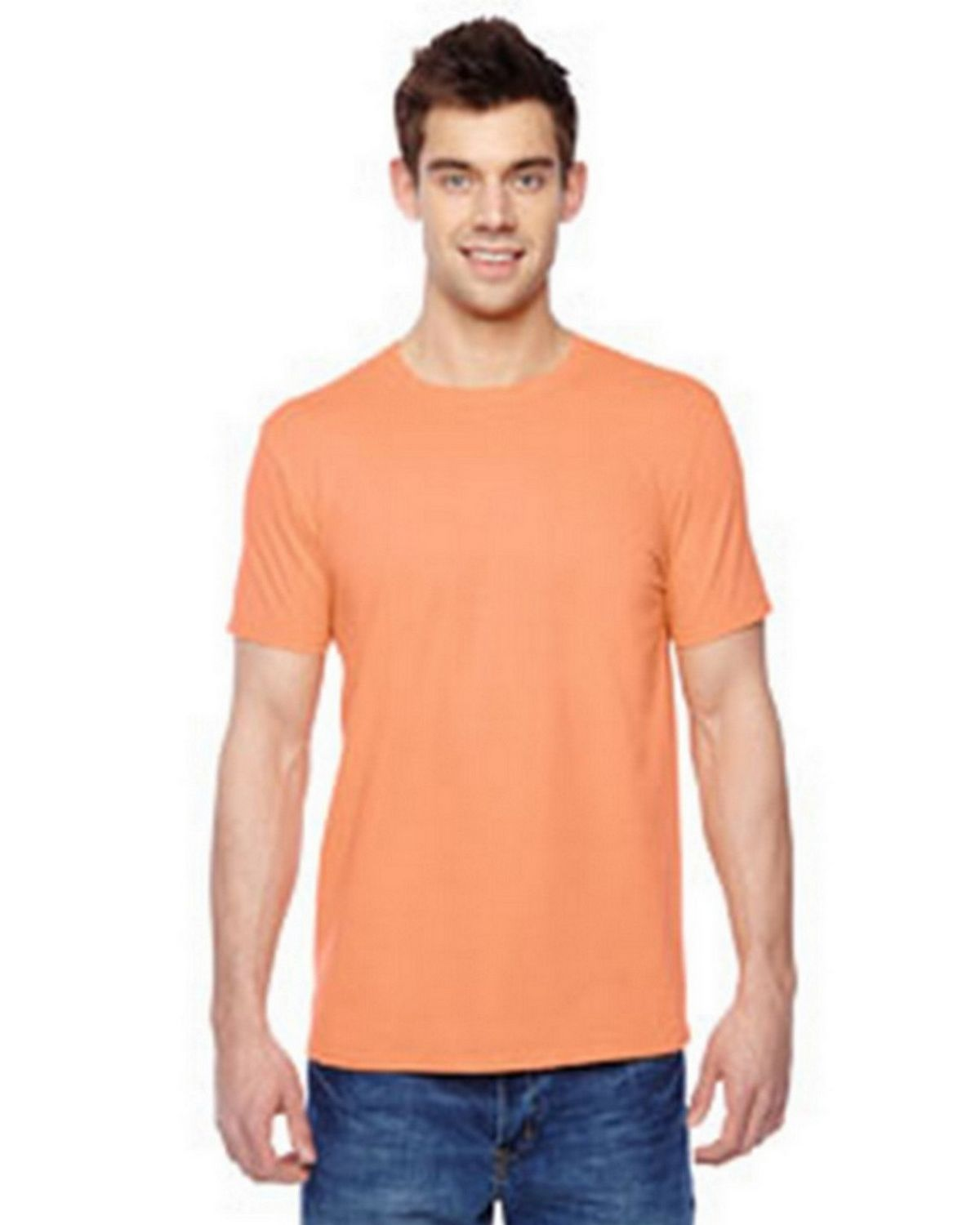 Buy Fruit Of The Loom Sf45r 100 Sofspun Cotton Jersey Crew T Shirt