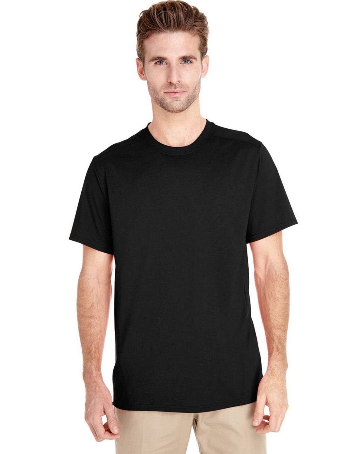 Gildan 47000 Performance T-Shirt - Black - M 47000