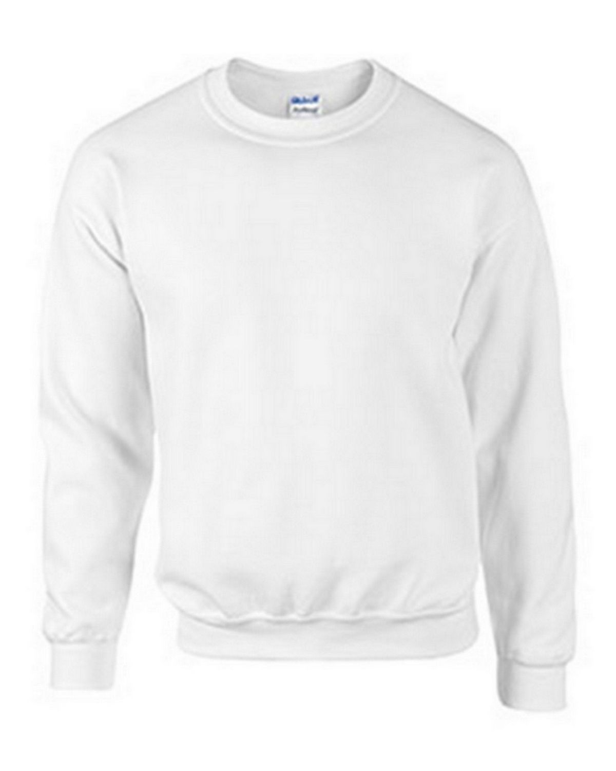 Gildan G12000 Adult Crewneck Sweatshirt - Red - M G12000