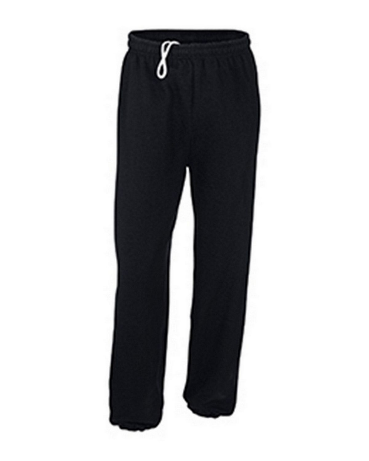 Gildan G18200 Heavy Blend Adult Sweatpants - Black - 2X G18200