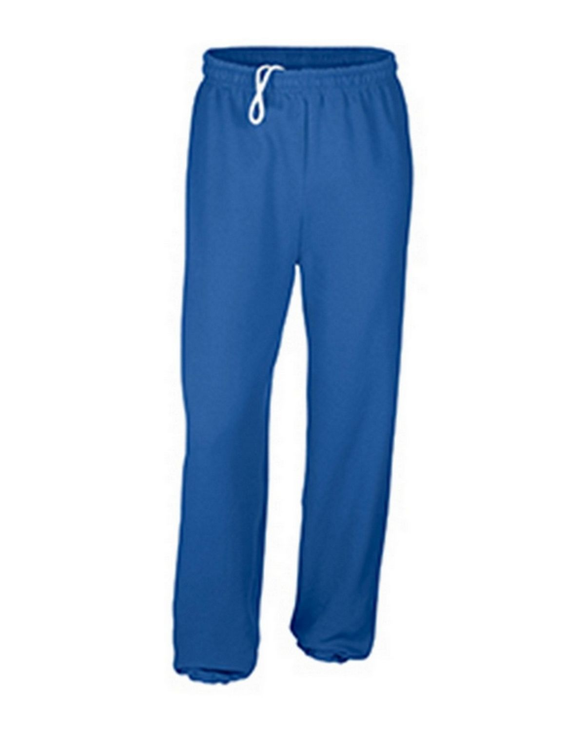 Gildan G18200 Heavy Blend Adult Sweatpants - Royal - 2X G18200