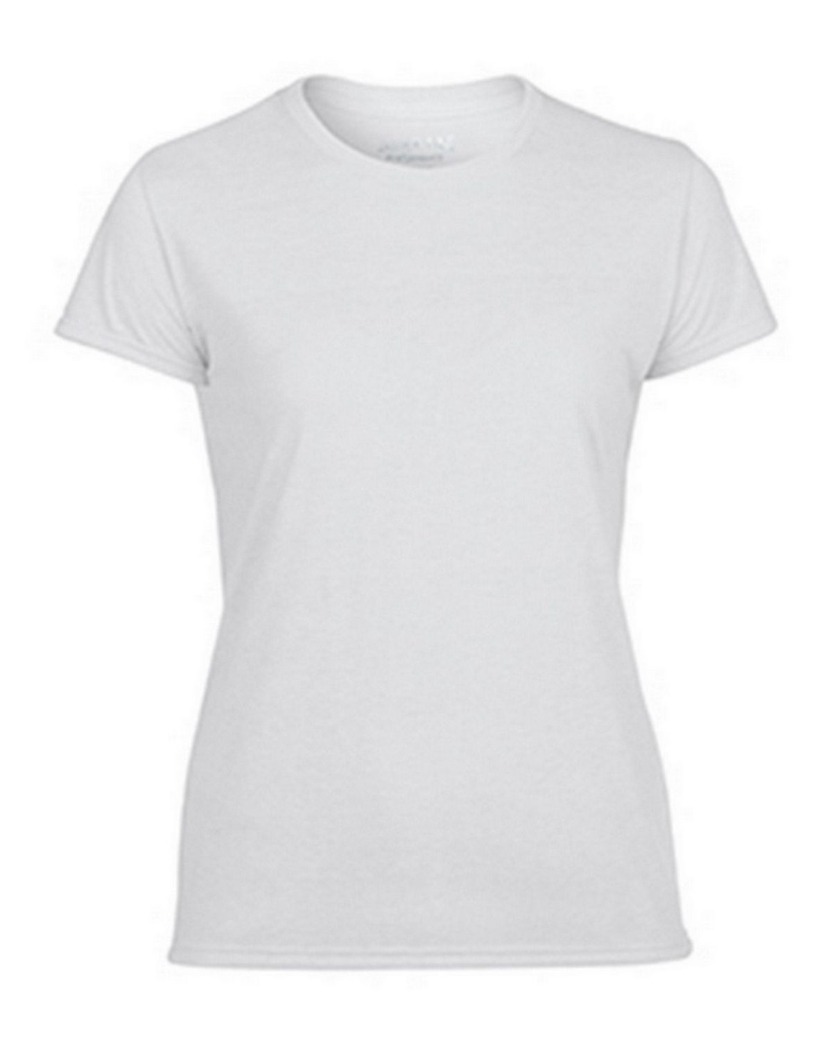 Gildan G42000L Performance Ladies Tee - White - 2X G42000L