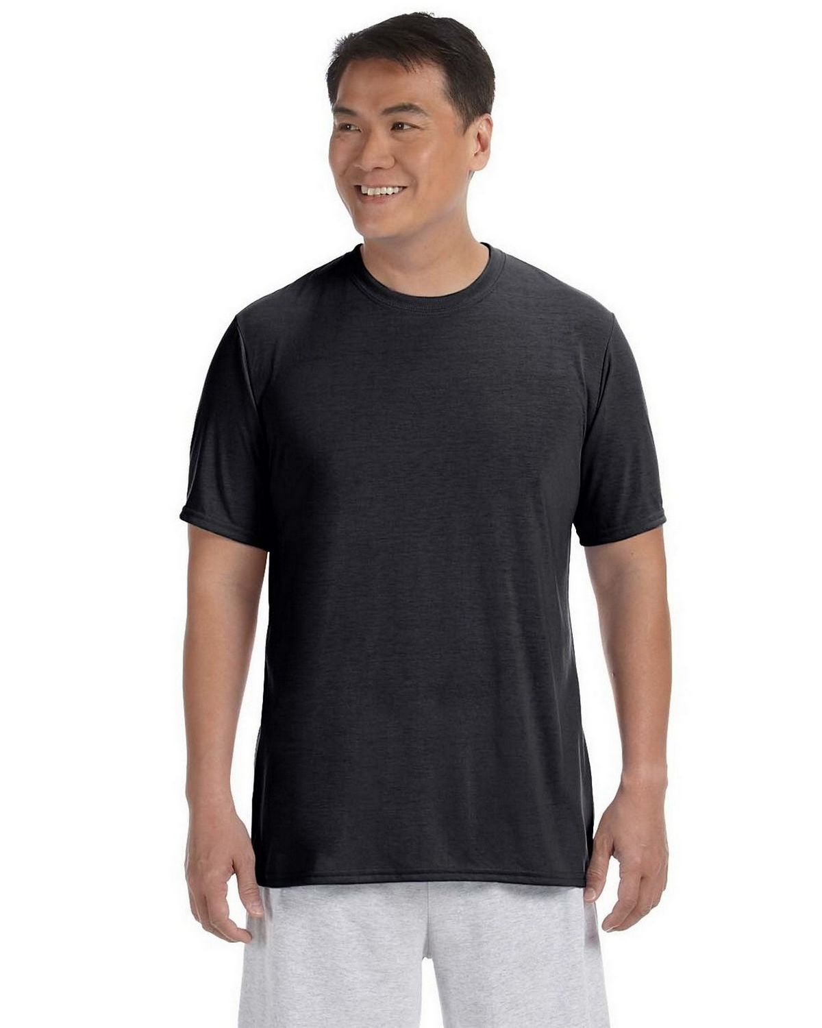 Gildan G420 Performance T-Shirt - Black - XL G420