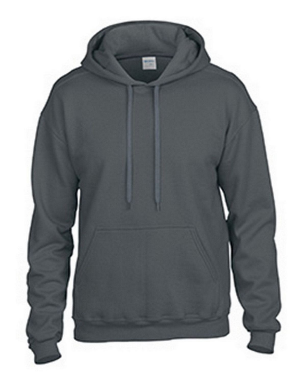 Gildan G92500 Adult Hooded Sweatshirt - Charcoal - 3X G92500