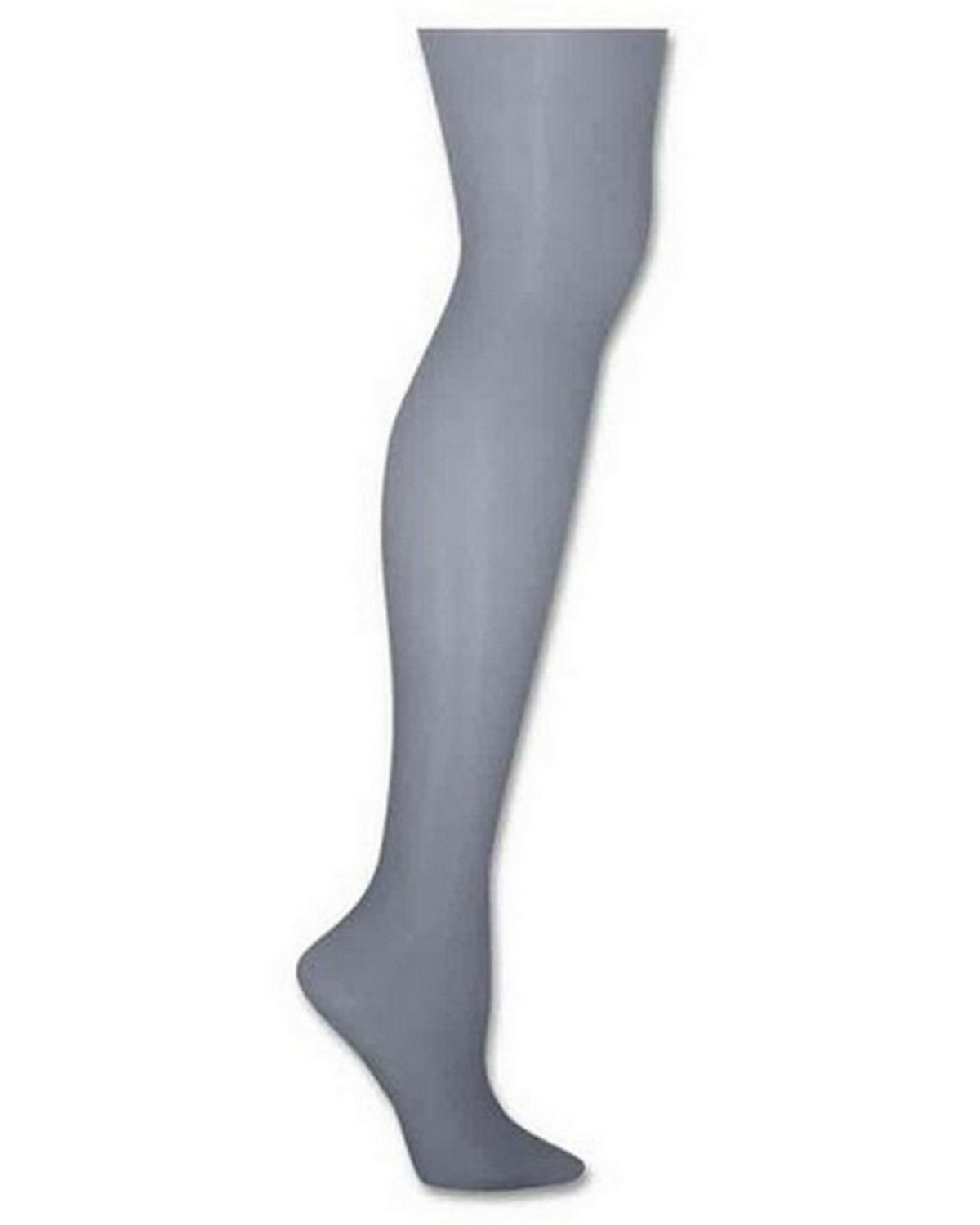 Hanes 717 Women's Silk Reflections Control Top Sheer Toe Pantyhose - Classic Navy - AB #silk