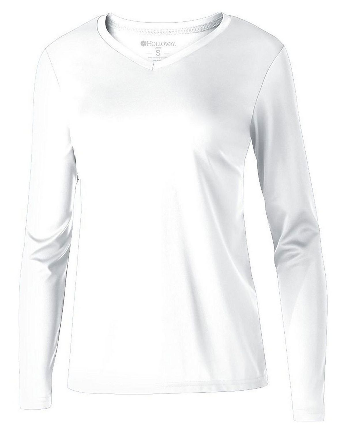 Holloway 222721 Women's Polyester Long Sleeve Spark 2.0 Shirt