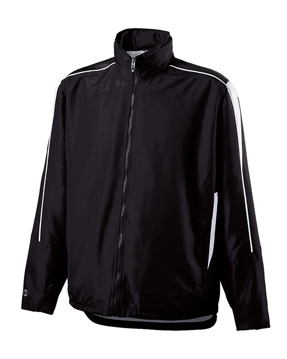 Holloway 229062 Aggression Jacket - Black/ White - M 229062