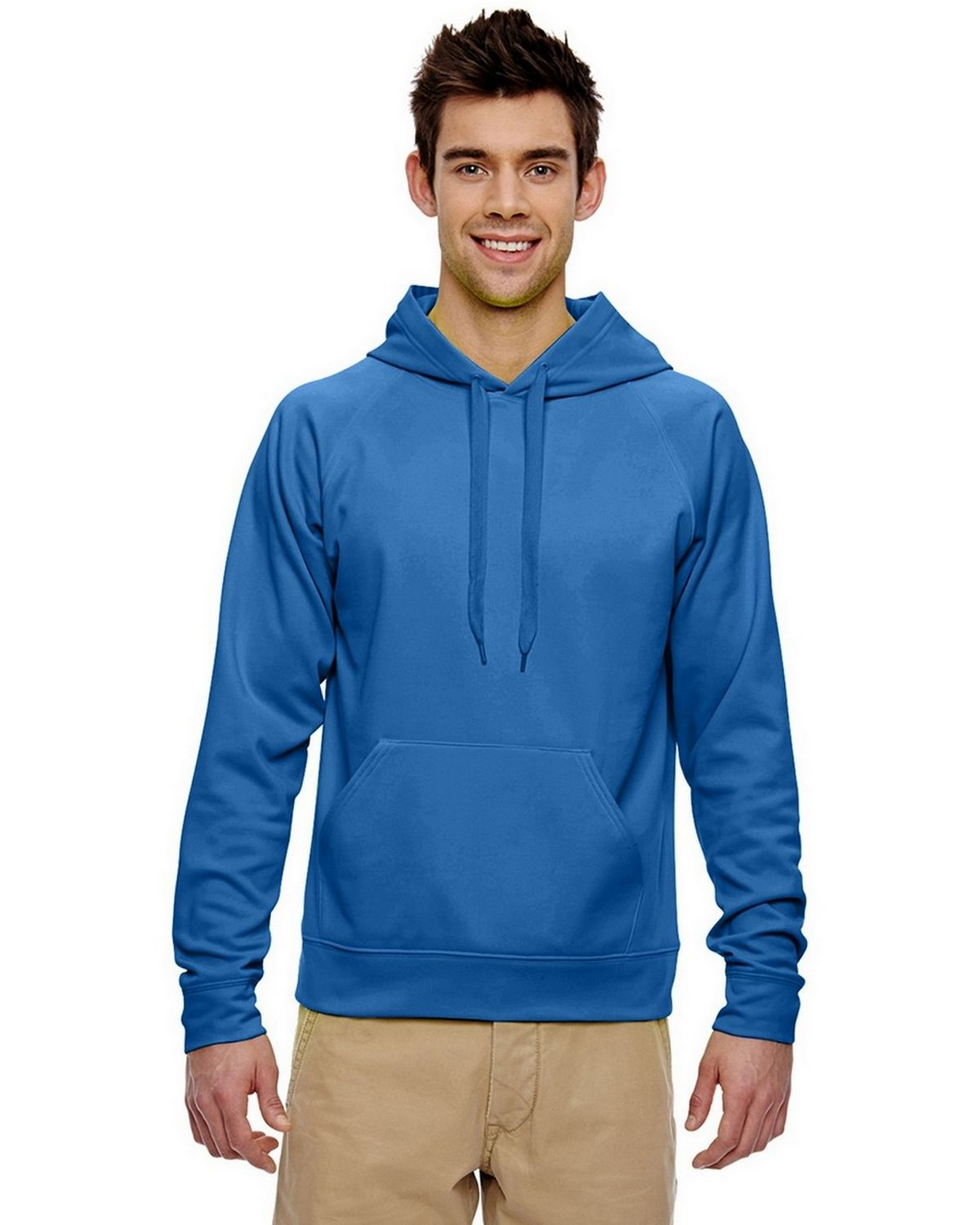Jerzees PF96MR Pullover Hoodie - Royal - M PF96MR