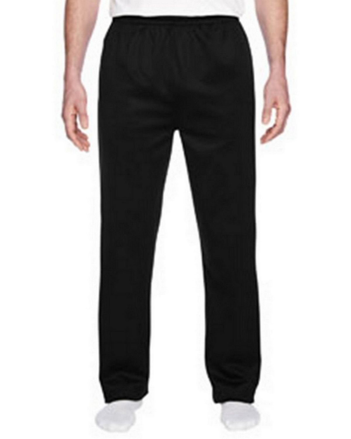 Jerzees PF974MP Fleece Pant - Black - M PF974MP