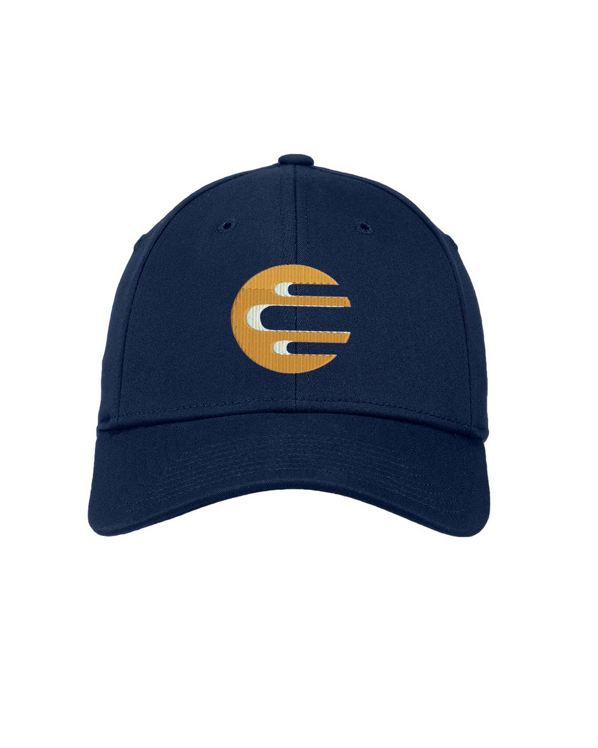 Buy Logo Embroidered New Era NE1000 Structured Stretch Cotton Cap 88b5c17ab28