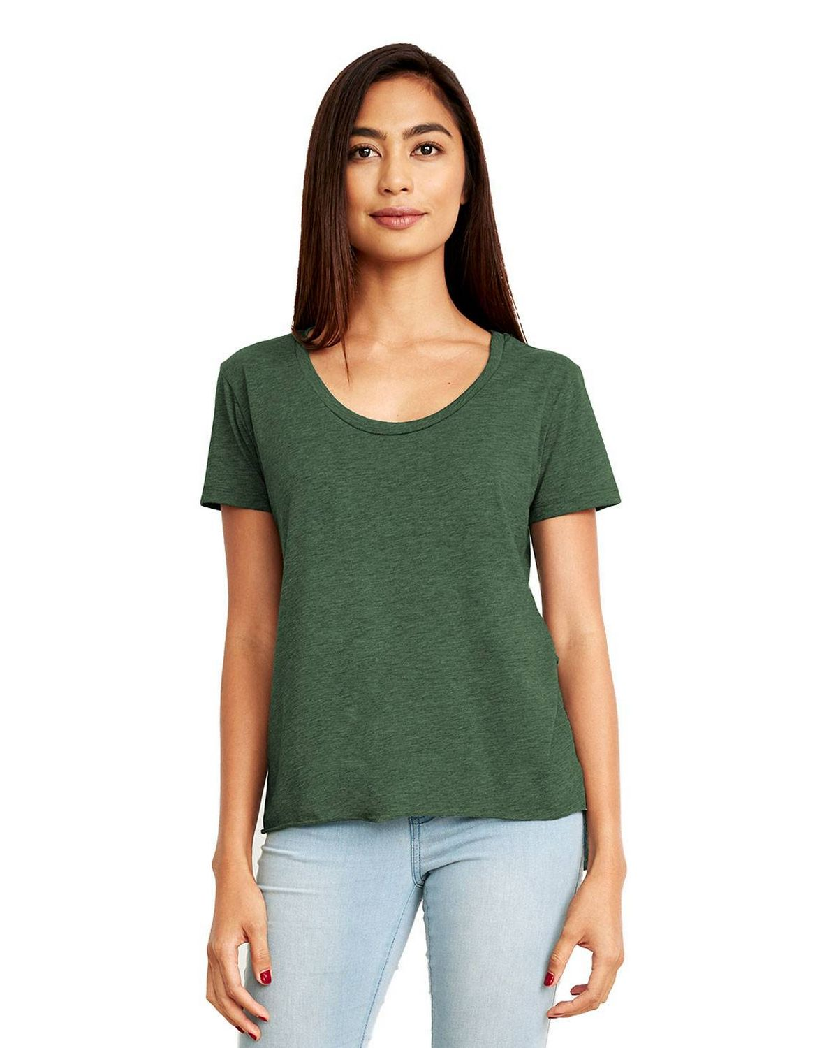 be69648f0 Next Level 5030 Ladies Festival Scoop Neck T-Shirt